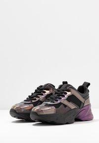 Steve Madden - MOTION - Sneakers - black/multicolor - 4