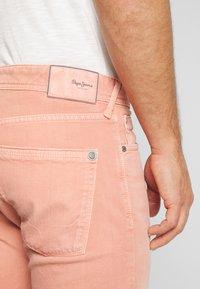 Pepe Jeans - STANLEY - Denim shorts - sundown - 4