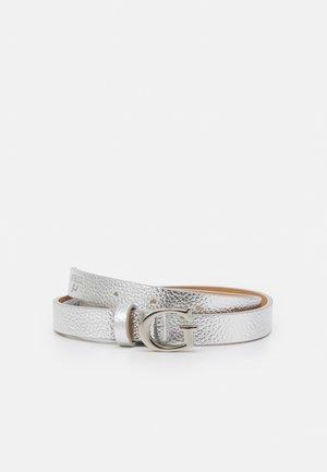 TIA - Belt - silver