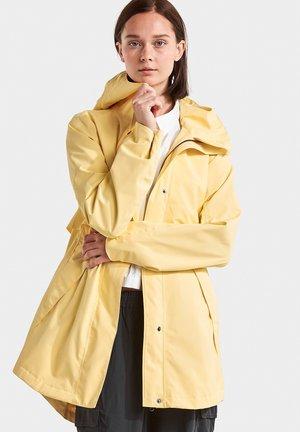 EDITH - Winter coat - light yellow