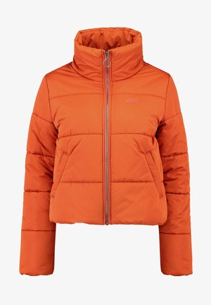 FOUNDRY PUFFER JACKET - Winter jacket - potters clay