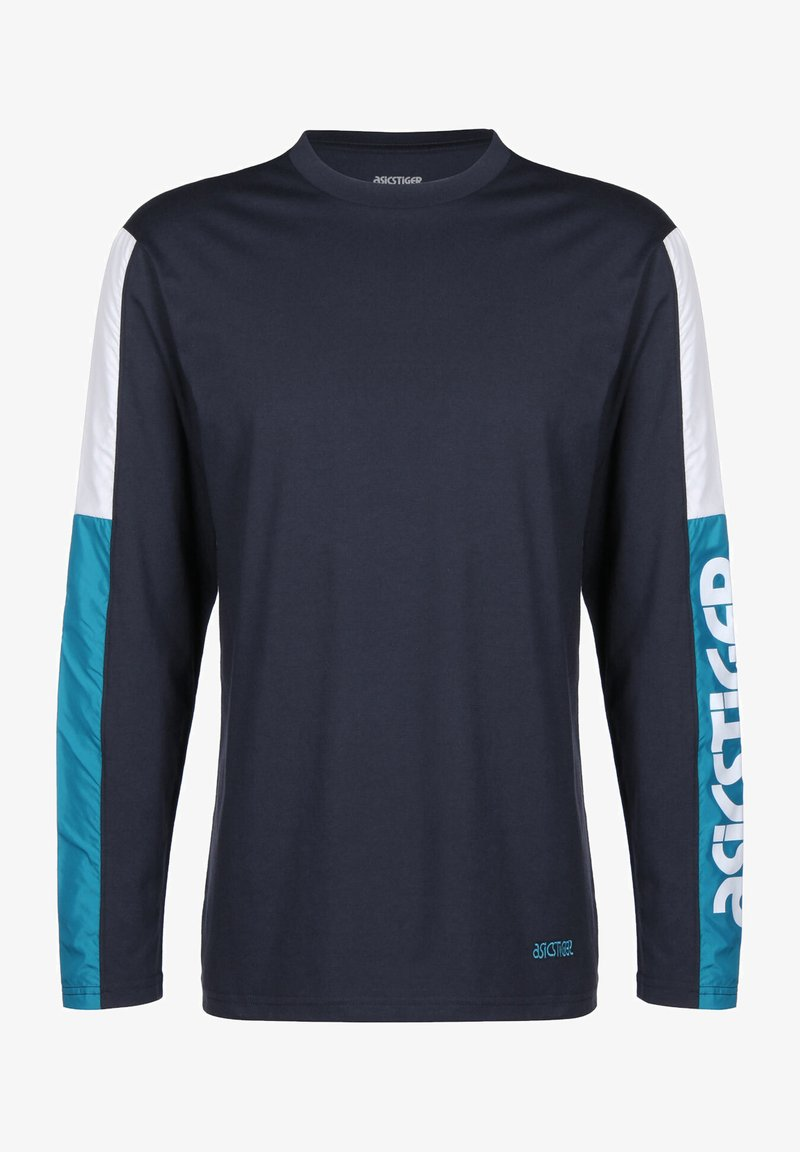 ASICS SportStyle - T-shirt à manches longues - midnight