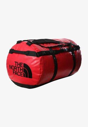 BASE CAMP XXL 80 CM - Sports bag - tnf red/tnf black