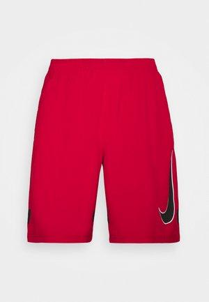 DRY ACADEMY SHORT - kurze Sporthose - gym red/black