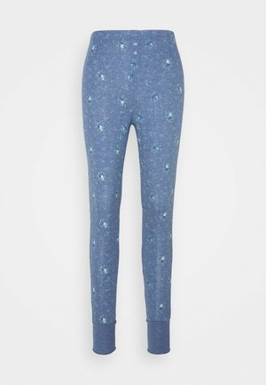 POINTELLE - Pyjama bottoms - blue
