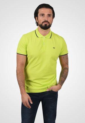 Polo shirt - acid lime