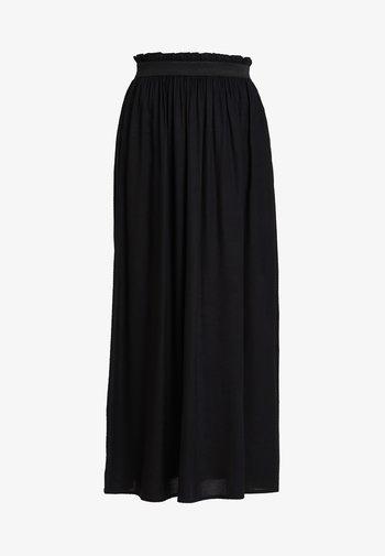 Jupe plissée - black