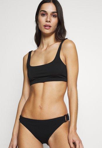 DESERT SWIM - Bikini top - black