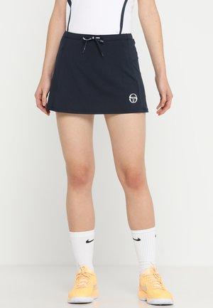 EVA SKORT - Sports skirt - navy/white