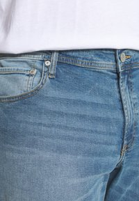 Jack & Jones - JJIGLENN JJORIGINAL - Straight leg jeans - blue denim - 4