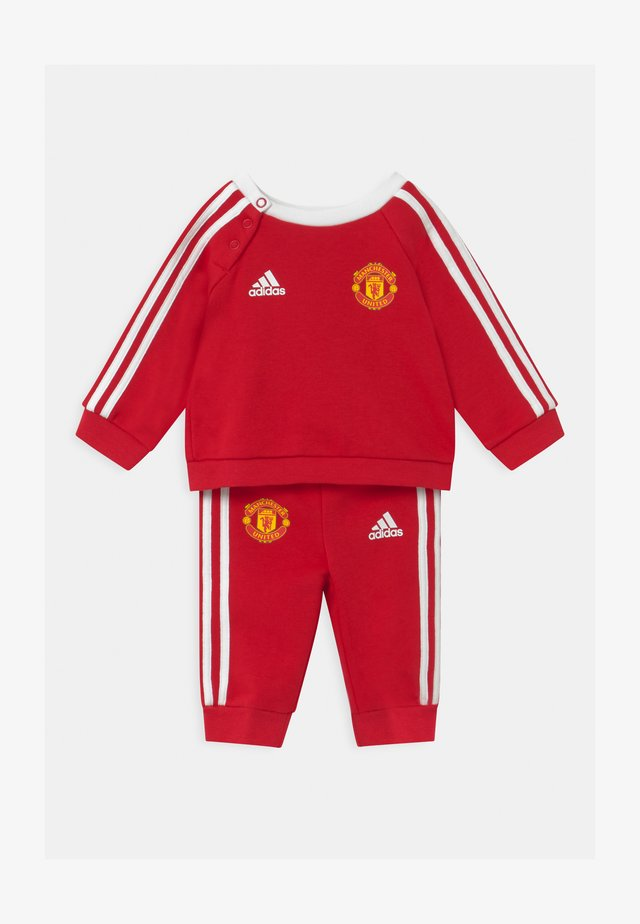 MANCHESTER UNITED FOOTBALL SET UNISEX - Equipación de clubes - red