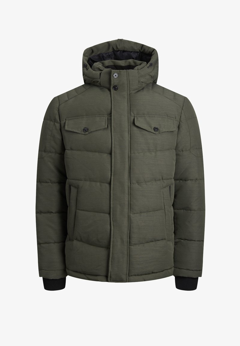 Jack & Jones - JJREGAN  JR - Winterjas - forest night