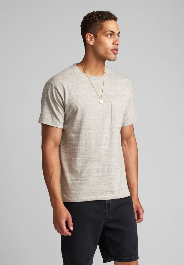 T-shirt basic - incense