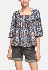 QS by s.Oliver - Blouse - pink aop - 3
