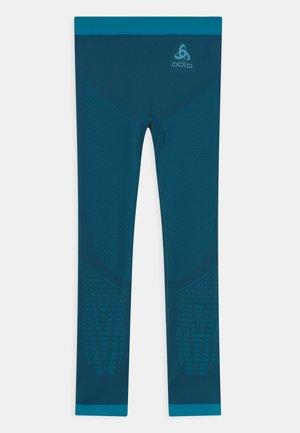 PERFORMANCE WARM UNISEX - Unterhose lang - deep dive/stunning blue