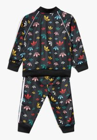 adidas Originals - SET - Bluza rozpinana - black/multicolour - 1