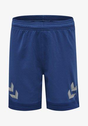 LEAD  - Shorts - true blue
