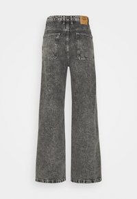 American Vintage - TIZANIE - Straight leg jeans - bleached grey - 1