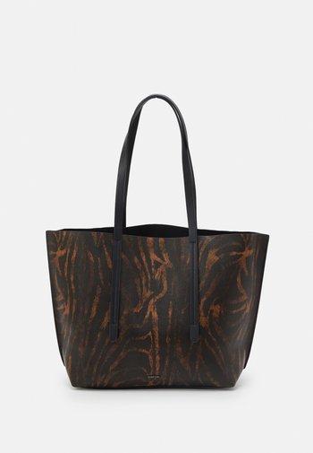 BAG LUCY SET - Tote bag - black