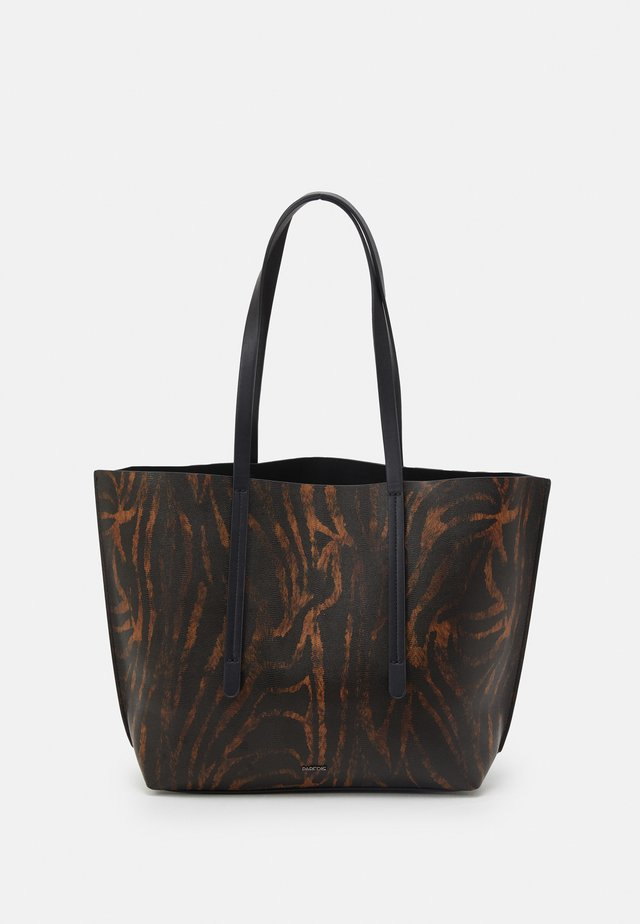 BAG LUCY SET - Shopping bag - black