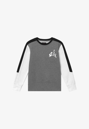 JUMPMAN CLASSICS CREW - Sweater - carbon heather