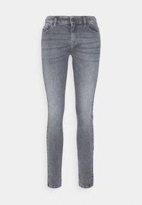 Diesel - SLANDY - Jeans Skinny Fit - grey - 0