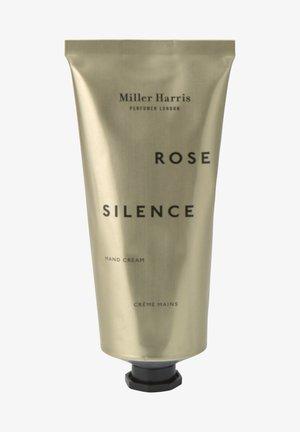 HANDCREME ROSE SILENCE HAND CREAM - Hand cream - -