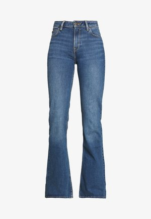BREESE - Jeans a zampa - mid vermont