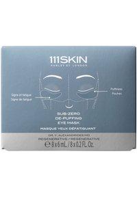 111SKIN - 111SKIN MASKE SUB DE-PUFFING EYE MASK 8 X 6ML - Face mask - - - 1