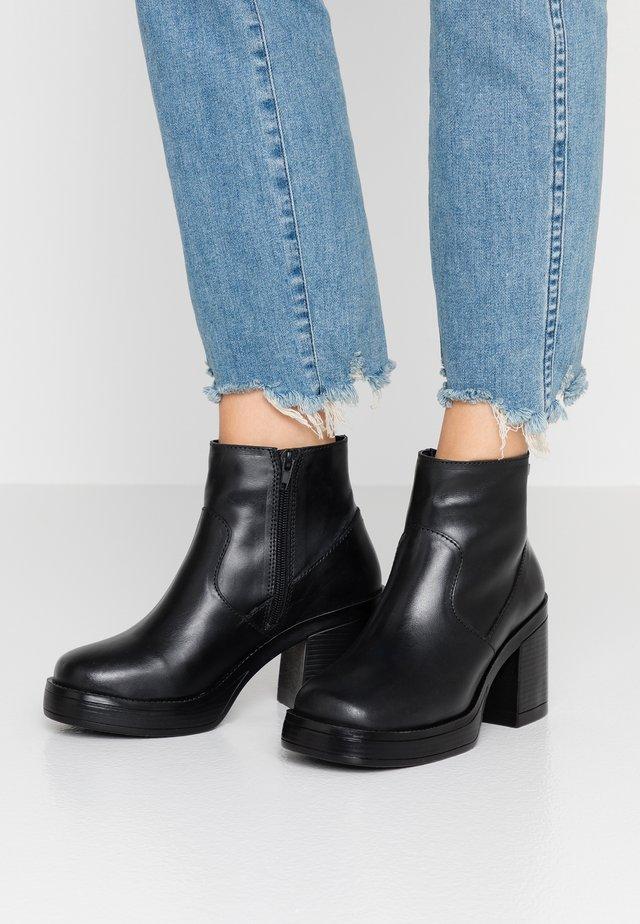 WENDA - Ankelboots - black