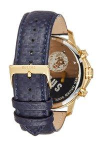 Versus Versace - BICOCCA - Cronografo - blue - 1