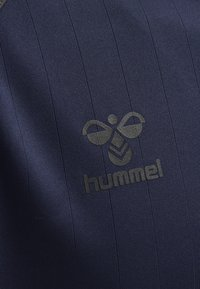 Hummel - Basic T-shirt - marine/asphalt - 3