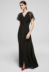 KARL LAGERFELD - Maxi dress - black - 1