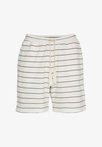 Cream - CRFIA SWEAT - Shorts - timber stripe - 4