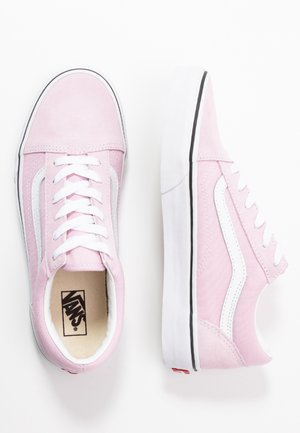 OLD SKOOL - Sneakers laag - lilac snow/true white