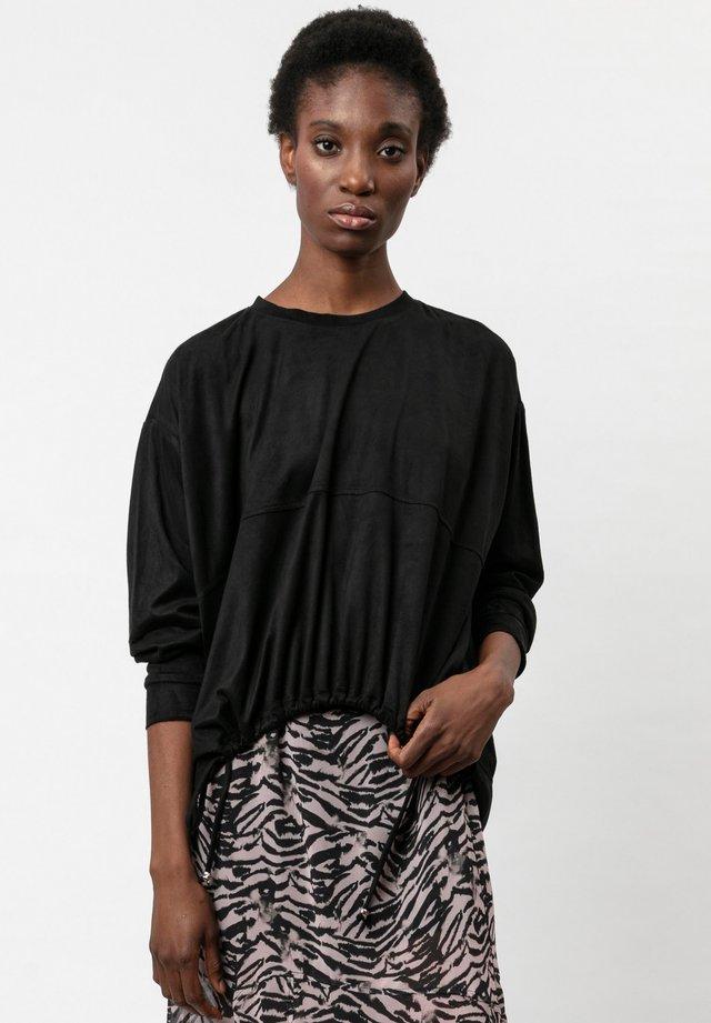 EON - Sweatshirt - jet black