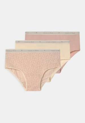 EJDA 3 PACK - Slip - white