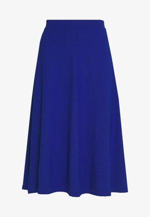 BELINDA SKIRT - A-line skirt - blue