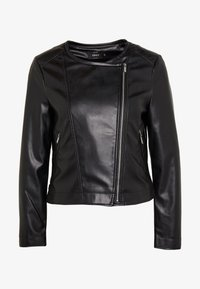 ONLY - ONLDALY JACKET - Giacca in similpelle - black - 3
