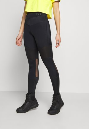 VICTORIA TIGHT - Leggings - black