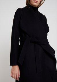 IVY & OAK - BATHROBE  - Classic coat - black - 5
