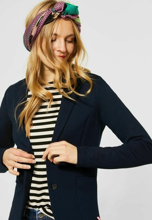 NORMAL FIT - Blazer - blau