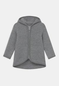 Huttelihut - JACKIE EARS UNISEX - Fleece jacket - light grey - 0