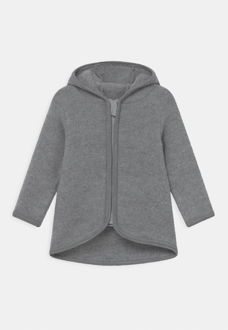 Huttelihut - JACKIE EARS UNISEX - Fleece jacket - light grey
