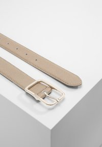 HUGO - ZAIRA BELT - Skärp - medium beige - 2