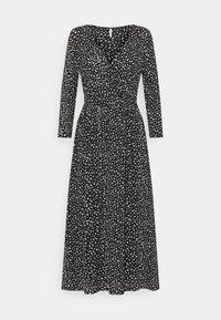 ONLY - ONLPELLA DRESS - Jersey dress - black - 4