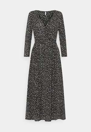 ONLPELLA DRESS - Žerzejové šaty - black