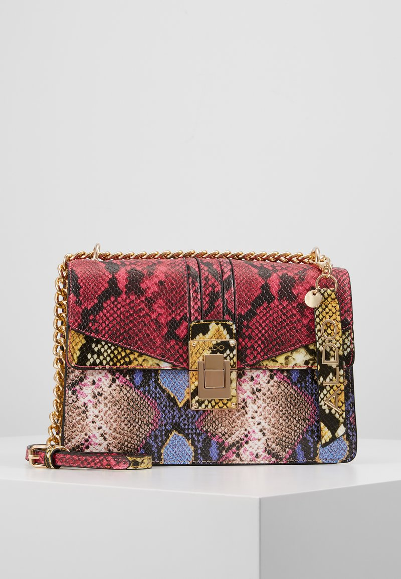 ALDO - BISEGNA - Across body bag - love potion