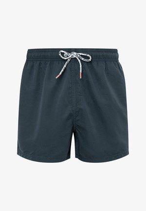 NEW BRIAN - Shorts da mare - washed schwarz