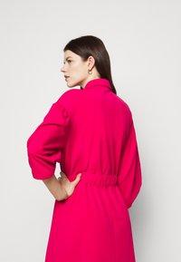 Marc Cain - Jersey dress - pink - 4